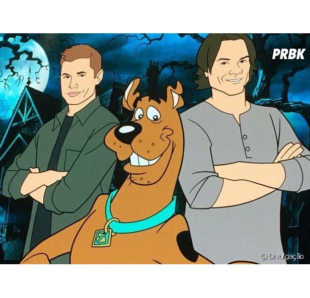 """""""Supernatural"""" terá um episódio crossover com """"Scooby-Doo"""""""