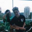 Maisa Silva e João Guilherme fazem a galera rir muito quando estão juntos