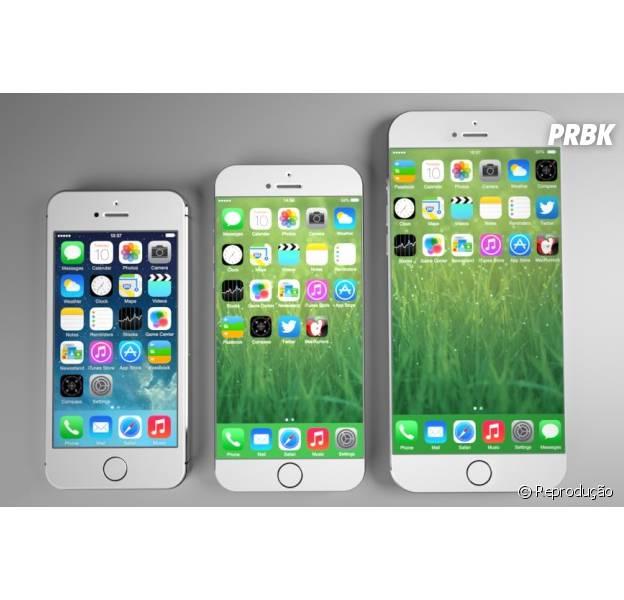 """A apple vai iniciar a fabricação do iPhone 6 no mês de julho de 2014, de acordo com a revista """"Bloomberg"""""""