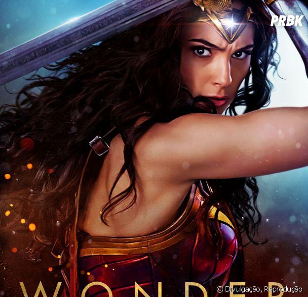 """De """"Mulher-Maravilha"""": DC Comics surpreende e entrega sua"""