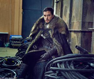 """""""Game of Thrones"""": Kit Harington tem seu momento de descanso no meio das gravações"""
