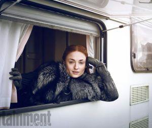 """""""Game of Thrones"""": Sophie Turner interpreta Sansa. Essa princesa é linda de qualquer jeito, né?"""