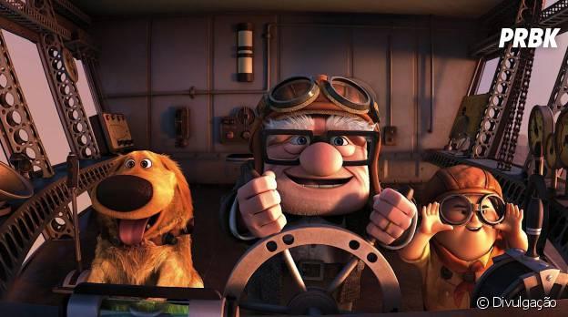 """""""Up - Altas Aventuras"""" ganhou o Oscar de Melhor Animação em 2010"""