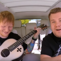 "Ed Sheeran canta Justin Bieber, One Direction e mais no ""Carpool Karaoke"""