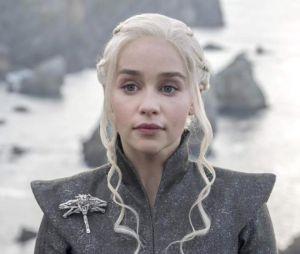 "De ""Game of Thrones"": Daenerys Targaryen (Emilia Clarke) continua majestosa nas fotos da 7ª temporada"