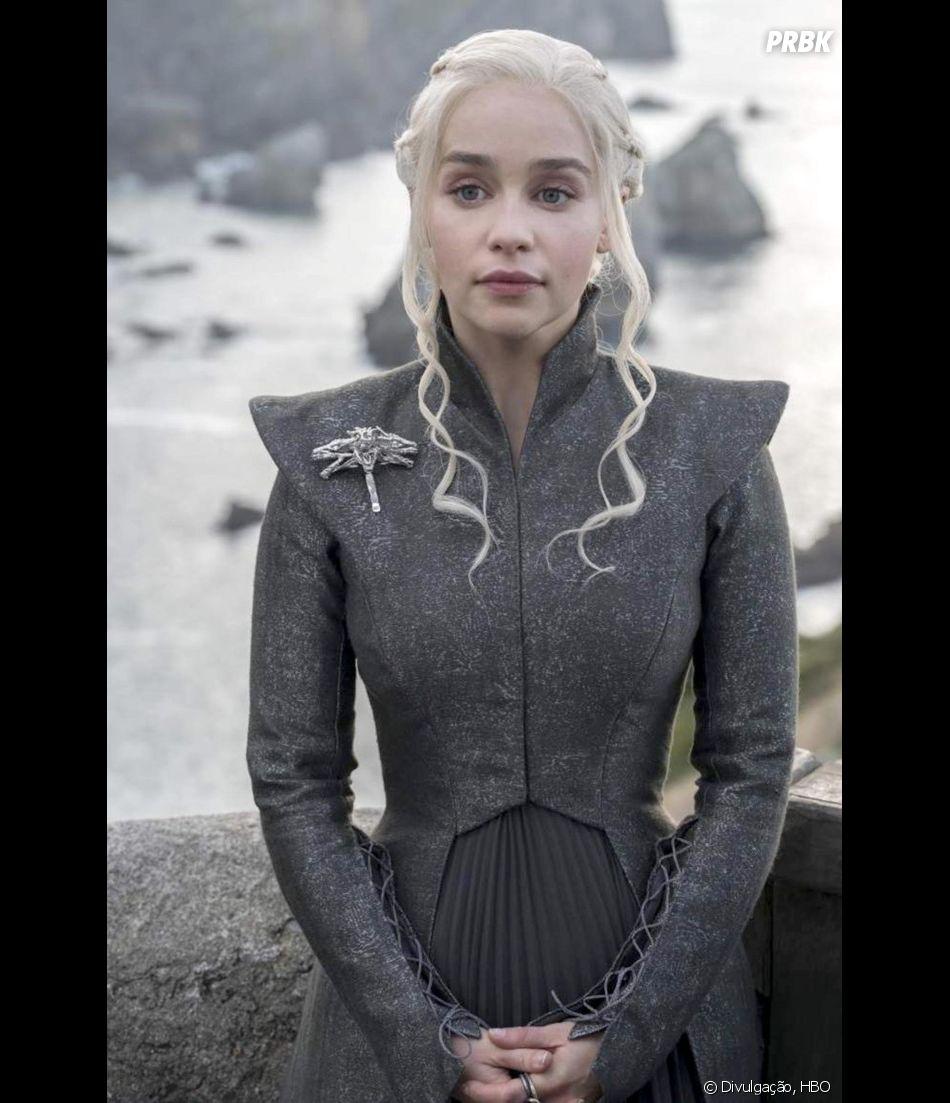 De game of thrones daenerys targaryen emilia clarke for Daenerys jewelry season 7