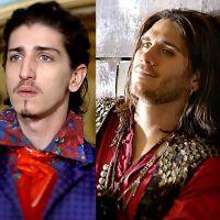 """Em """"Meu Pedacinho de Chão"""": Com quem Gina deve ficar? Ferdinando ou Viramundo?"""