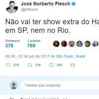 Harry Styles não fará shows extras no Brasil e fãs se decepcionam com a notícia