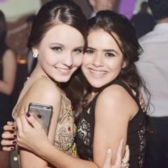 """Larissa Manoela defende Maisa Silva em polêmica com Dudu Camargo: """"Saiu por cima, maravilhosa"""""""