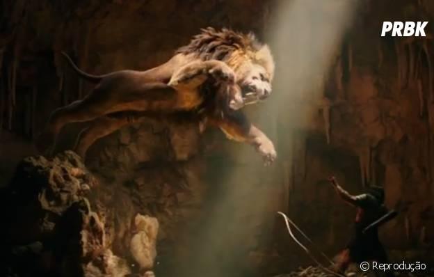 Leão da Neméia é a primeira tarefa descrita no mito de Hércules