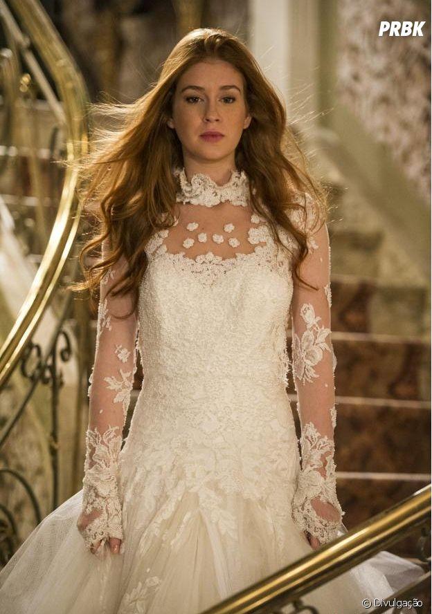 """Marina Ruy Barbosa teve um fim trágico como Nicole em """"Amor à Vida"""""""