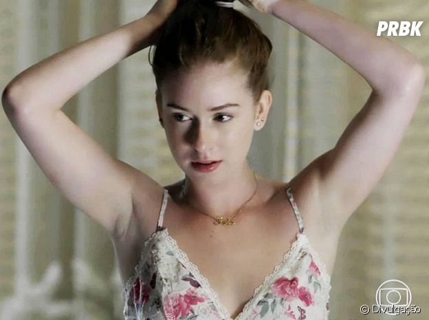 """Marina Ruy Barbosa deu o que falar como Maria Ísis em """"Império"""""""