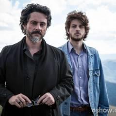 """Chay Suede quer gravar dueto com Alexandre Nero, seu colega em """"Império"""""""