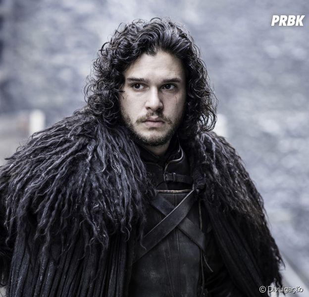"De ""Game of Thrones"": Kit Harington revela que Jon Snow estará diferente na próxima temporada"