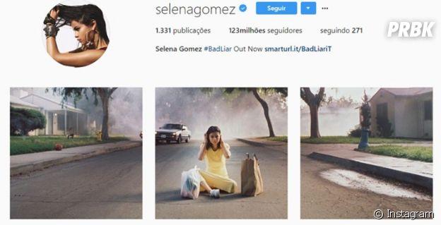 """Selena Gomez divulga novas imagens do possível clipe de """"Fetish"""""""