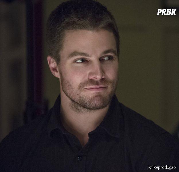 """Em """"Arrow"""": Stephen Amell pode ter anunciado morte de personagem importante!"""