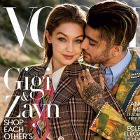 Zayn Malik e Gigi Hadid fazem ensaio para Vogue Americana e derretem os corações dos shippers!
