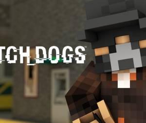 """Uma versão de """"Watch Dogs"""" feita no """"Minecraft"""""""