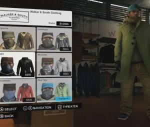 """Experimentar todas as roupas de Aiden de """"Watch Dogs"""""""
