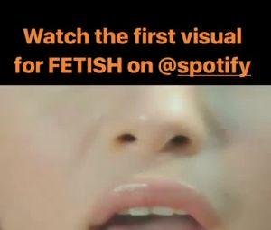 """Selena Gomez anuncia vídeo de """"Fetish""""!"""