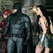 """Em """"Liga da Justiça"""": Mulher-Maravilha, Batman e Flash aparecem em nova imagem oficial!"""