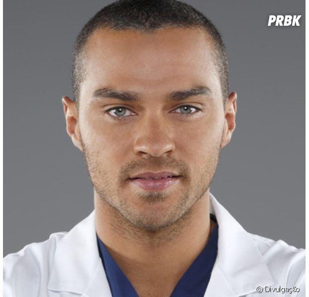 """Jesse Williams faz o Jackson Avery em """"Grey's Anatomy"""""""
