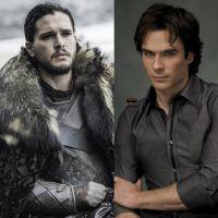 """De """"Game of Thrones"""" a """"The Vampire Diares"""": veja os crushs das séries!"""