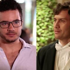 """Final de """"Em Família"""", Felipe vê Laerte com Shirley: """"Você não merece a Luiza"""""""