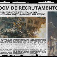 """Viral de """"Transformers 4"""" traz Rio e Brasília como alvos dos robôs gigantes"""
