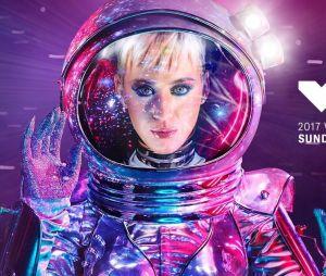 Katy Perry comandará o MTV VMA 2017