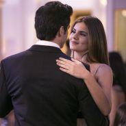"""Novela """"Pega Pega"""": Luiza (Camila Queiroz) pede Eric em casamento após surpresa romântica!"""