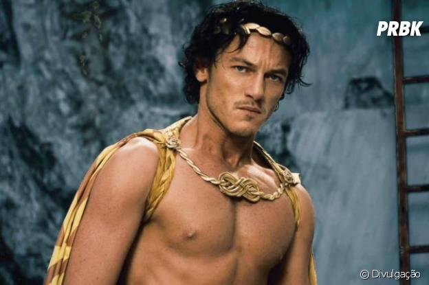 """Luke Evans como Zeus em """"Imortais"""""""