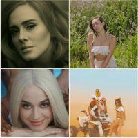Anitta, Katy Perry, Miley Cyrus e mais: 11 clipes que bateram recordes de visualizações em 24 horas!