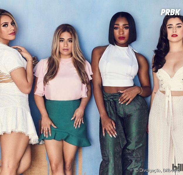 A girlband Fifth Harmony será uma das atrações no Villa Mix Festival 2017, segundo jornalista