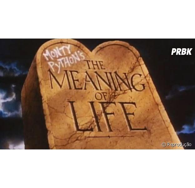 """""""Monty Python - O Sentido da Vida"""" foi lançado originalmente em 1983"""