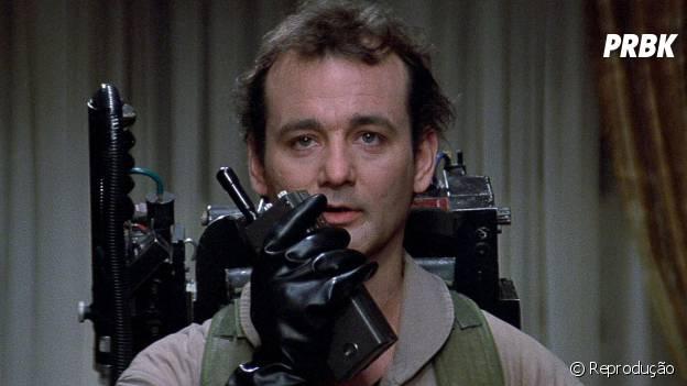 Sem agente, Bill Murray negocia os próprios trabalhos