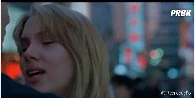 """Bill Murray e Scarlett Johansson em """"Encontros e Desencontros"""""""
