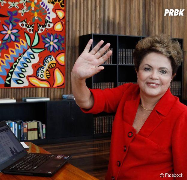 "Site de apoio à dandidatura de Dilma faz ""Whatsapp"" da Presidente"