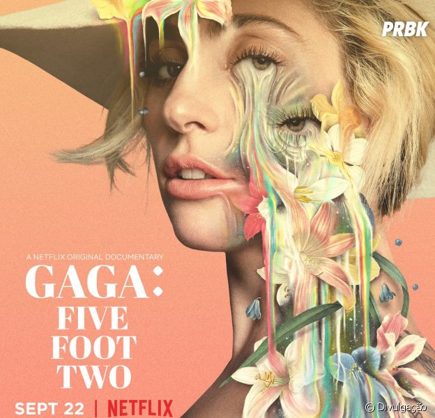 """""""Gaga: Five Foot Two"""" é o documentário da cantora Lady Gaga e estreia dia 22 de setembro na Netflix"""
