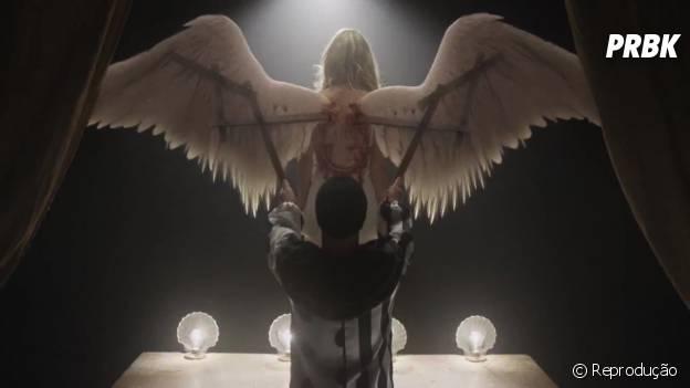 """Um anjo na nova temporada de """"American Horror Story: Freakshow"""""""