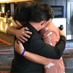"""Drake Bell e Josh Peck se reencontram após briga: """"Me abraça"""""""