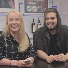Luan Santana é entrevistado pela youtuber Nienke Helthuis e fãs começam a shippar os dois!