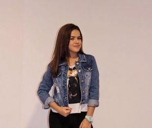 Maisa Silva fica ótima de jaqueta, né?