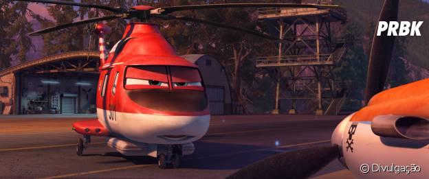 """Animadores de """"Aviões 2"""" tiveram consultoria de pilotos para melhor reproduzir aos movimentos de voo"""