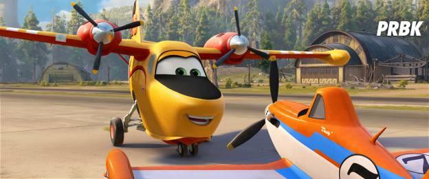 """""""Aviões 2"""" usou referências reais para criar os personagens"""