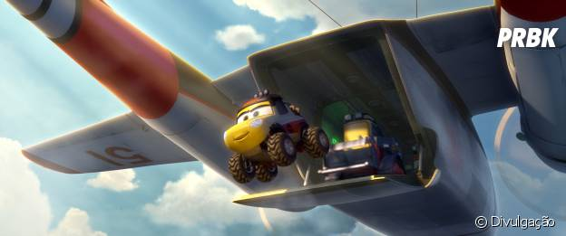 """Sequência de """"Aviões"""" já estava sendo planejada antes mesmo do lançamento do primeiro filme"""