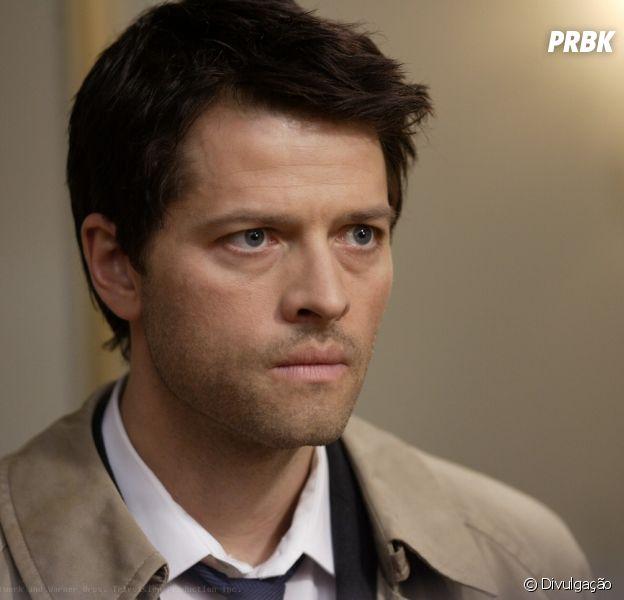 """Em """"Supernatural"""", Castiel (Misha Collins) pode voltar na 13ª temporada!"""