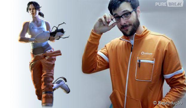 Vários personagens de videogame podem ser inspiração para o jeito de se vestir