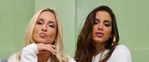 Anitta e Claudia Leitte podem lançar música juntas em 2018, de acordo com site!