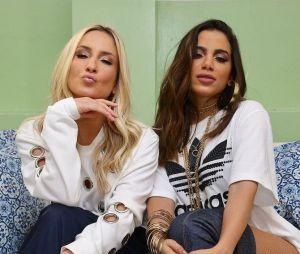 Anitta e Claudia Leitte podem lançar música juntas em 2018!